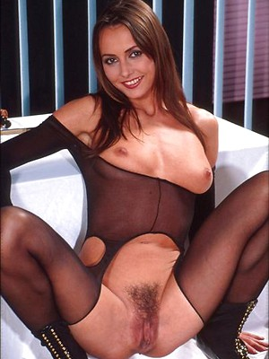 Blondes and brunettes plays your cock in pantyhose.