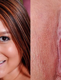 Face and Pussy..
