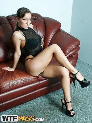 Sexy babes in high heels. They look more exciting in high heels shoes.