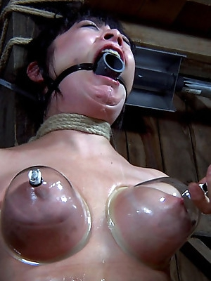 Nyssa Nevers Loves Rope