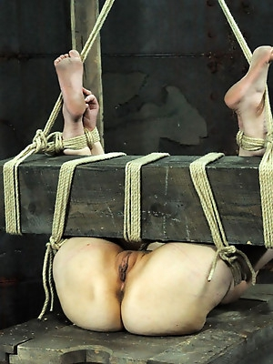 Marina Becoming Bondage Art