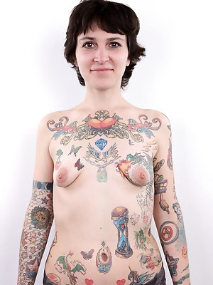 Ritzy tattoo and piercing sex girls picture galleries.