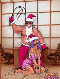 Christmas in bondage