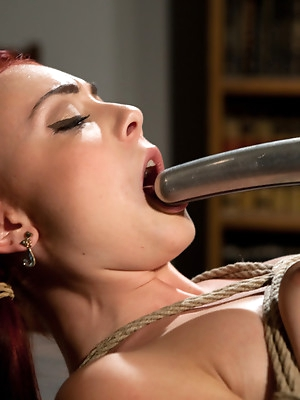 Zoe Voss gets Fucked with Electricity