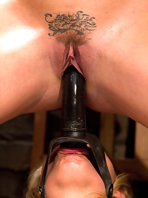 Chanel Preston dommes on Whipped Ass for the FIRST TIME!