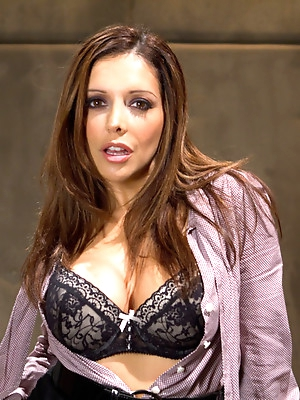 Doctor Francesca Le is Double Penetrated!