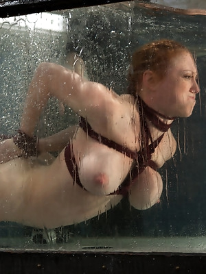 Water, Bondage, Screams, Orgasms and Big Wet Titties