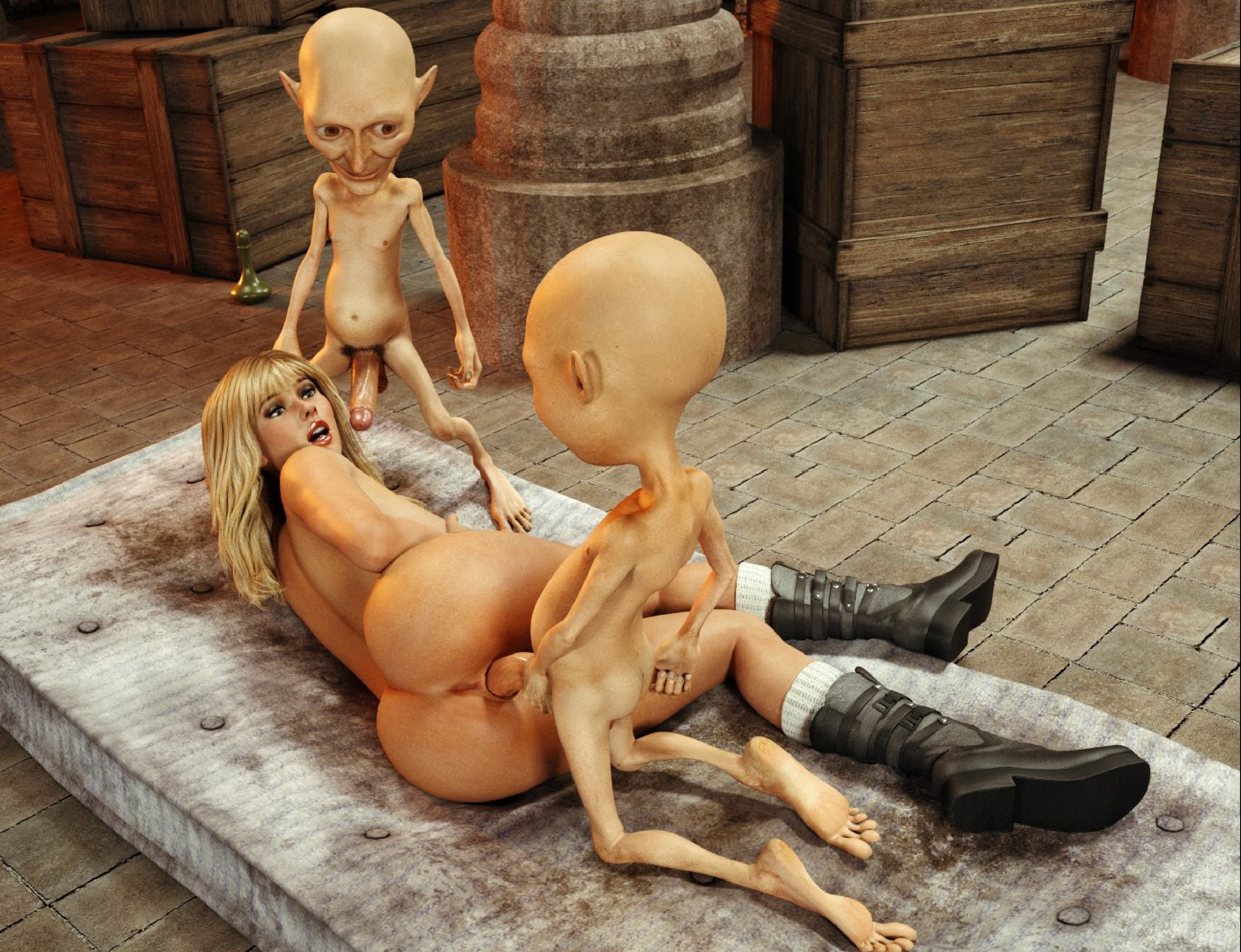 3d evil monster sex erotica download