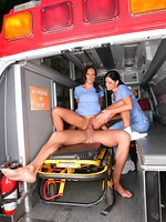 ambulance amateur sex