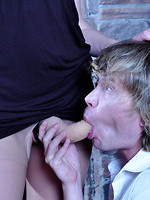 strapon amateur sex