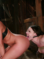 dearmond bdsm blowjob