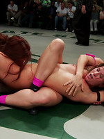 wrestling young bdsm