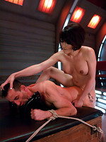 miller bdsm blowjob