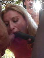 blonde amateur sex