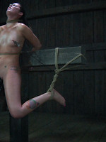 surprise outdoor bdsm