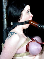bleary outdoor bdsm