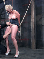 squirts bdsm casting