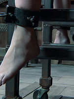 tutoring bdsm feet